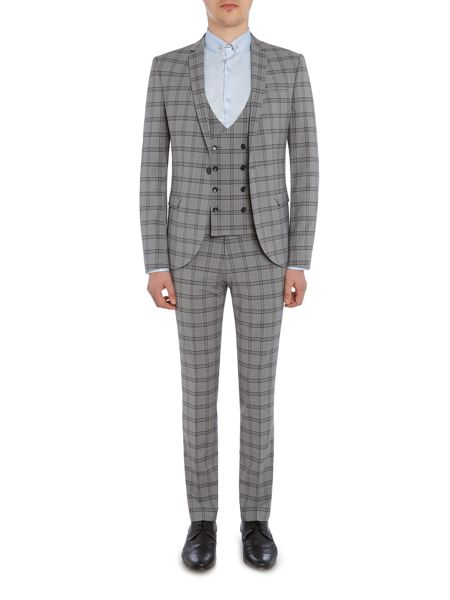 Label Lab Belvin SB1 check suit jacket