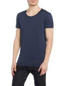 Lee Regular fit plain crew neck t shirt