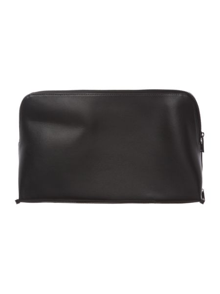 Ted Baker Assfrid black large makeup bag