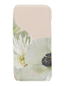 Ted Baker Abeline grey floral iphone 6 case