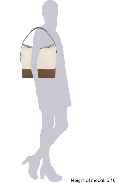 Gray & Willow Eva hobo handbag