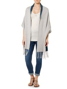 Gray & Willow Scarf poncho