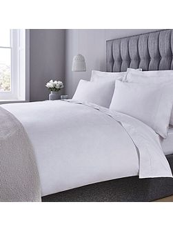 800 TC egyptian cotton true grip fitted sheet