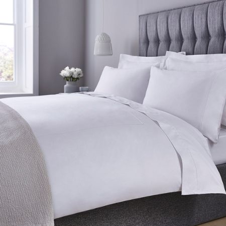 Luxury Hotel Collection 800 TC egyptian cotton true grip fitted sheet