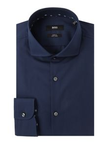 Hugo Boss Jery Slim Contrast Trim Shirt