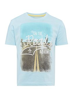 Boys On the Road Again Graphic T-shirt