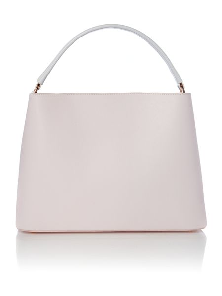 Ted Baker Candise pink small tote bag