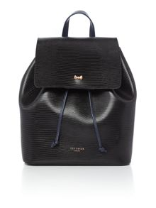 Ted Baker Inara black backpack
