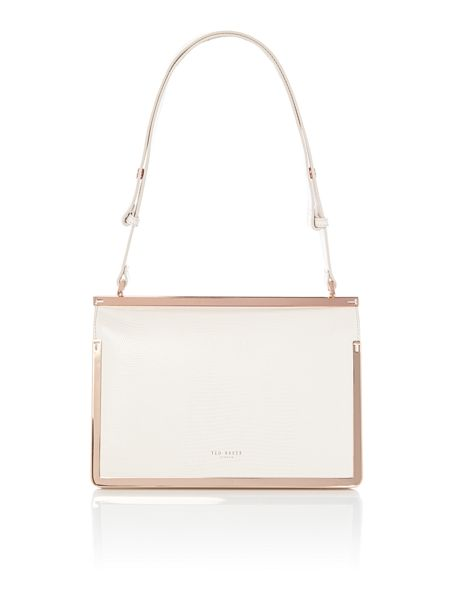 Ted Baker Mikaila pink tote bag