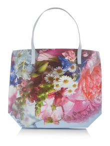 Ted Baker Nellee blue large tote bag