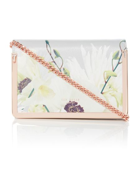 Ted Baker Tera grey small cross body bag