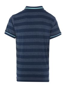 Original Penguin Boys Contrast tipped Collar Polo
