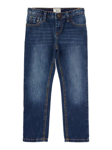 Original Penguin Boys Dark Wash Denim Jean