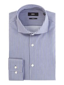 Hugo Boss Jason Slim Stripe Shirt