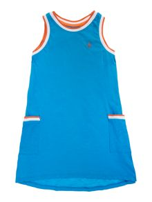 Original Penguin Girls Slub Jersey Dress