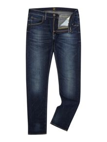 Lee Luke night sky slim tapered fit jeans