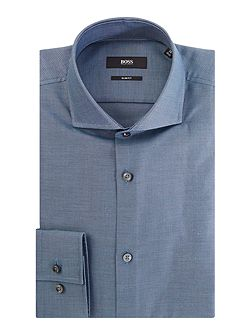 Slim Jason Mini Textured Shirt