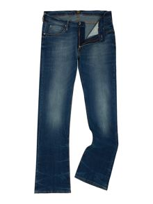 Lee Trenton rime of dawn bootcut fit jeans