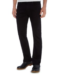 Lee Trenton black bootcut fit jeans