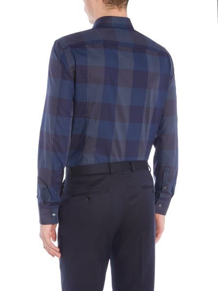 Hugo Boss Jenno Slim Large Check Shirt