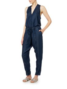 Label Lab Racer back jumpsuit