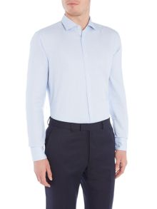 Hugo Boss Jex Slim Textured Shirt