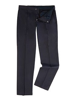 Plain Chino With Stiched Seam Detail