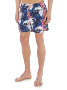 Gant Palm tree print swim Shorts