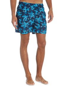 Gant Jungle printed swim shorts