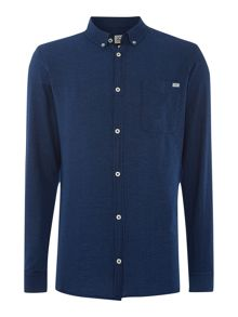 Jack & Jones Ditsy Spot Long Sleeve Shirt