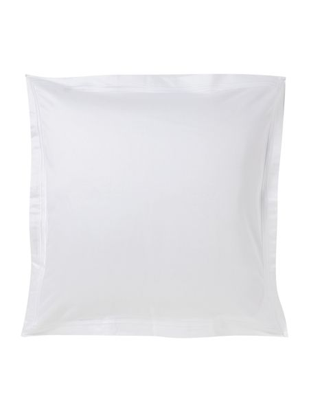 Luxury Hotel Collection 1000 TC supima cotton square pillowcase pair