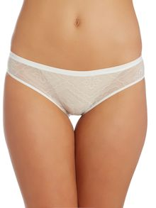 Wonderbra Full Effect lace brazilian brief