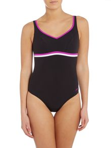 Speedo Contourluxe one piece swimsuit