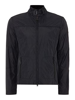 Lightweight track jacket