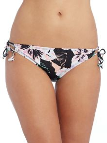 Bikini Lab Tropical floral hipster bikini brief