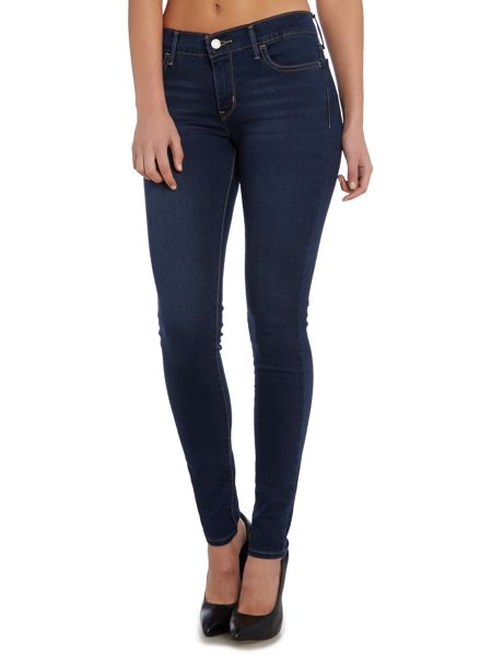 Levi's Super skinny jeans in head west