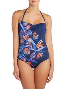 Biba Selina Nouveau Trellis Placement Swimsuit