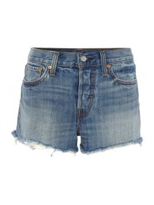Levi's Wedgie shorts in buena vista light