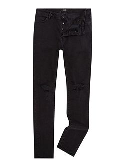 Hello busted black skinny fit jean