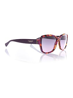HC8160 butterfly sunglasses