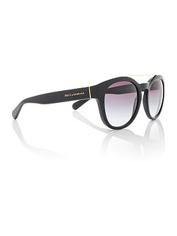 Black phantos 0DG4274 sunglasses