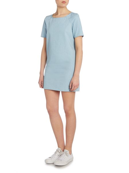 Levi's The tee dress in clean slate