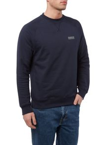 Barbour Logo crew-neck sweatshirt