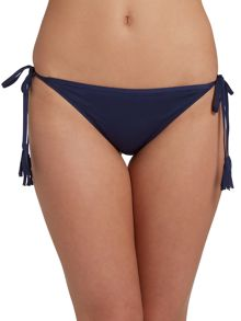 Biba India Nouveau Trellis Tie Tassle Brief