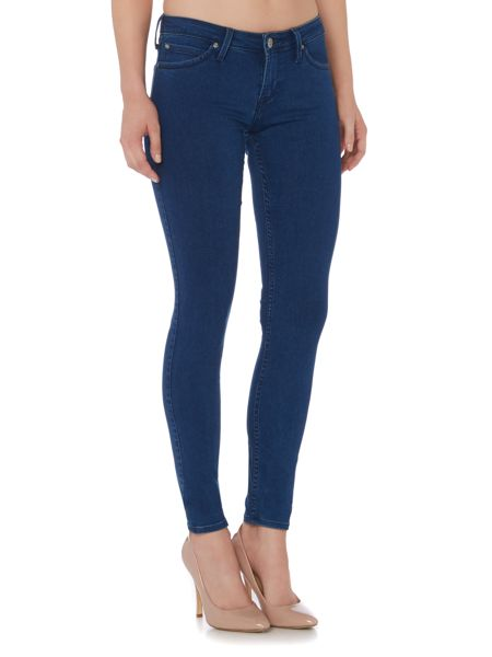 Lee Toxey low rise super skinny jean