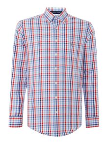 Gant Oxford Check Long Sleeve Shirt