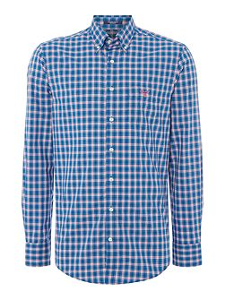 Bold Check long Sleeve Shirt