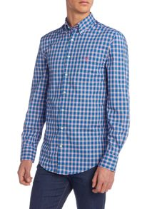 Gant Bold Check long Sleeve Shirt
