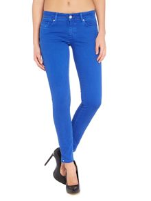 Salsa Wonder push up mid rise capri jeans