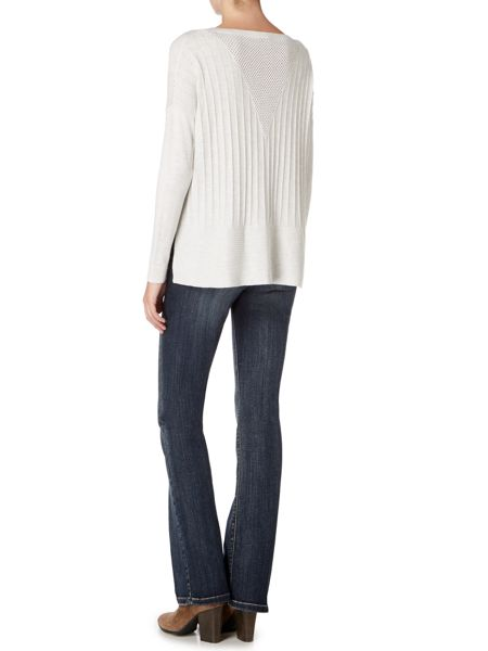 Maison De Nimes Textured Mix Knit